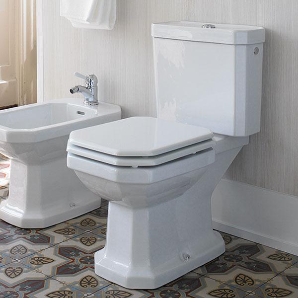 1930 Toalettstol med softclose