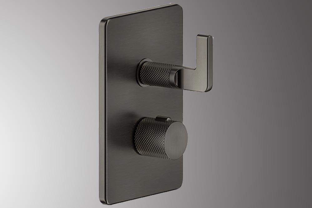 Inciso- reglage för dusch omkastare