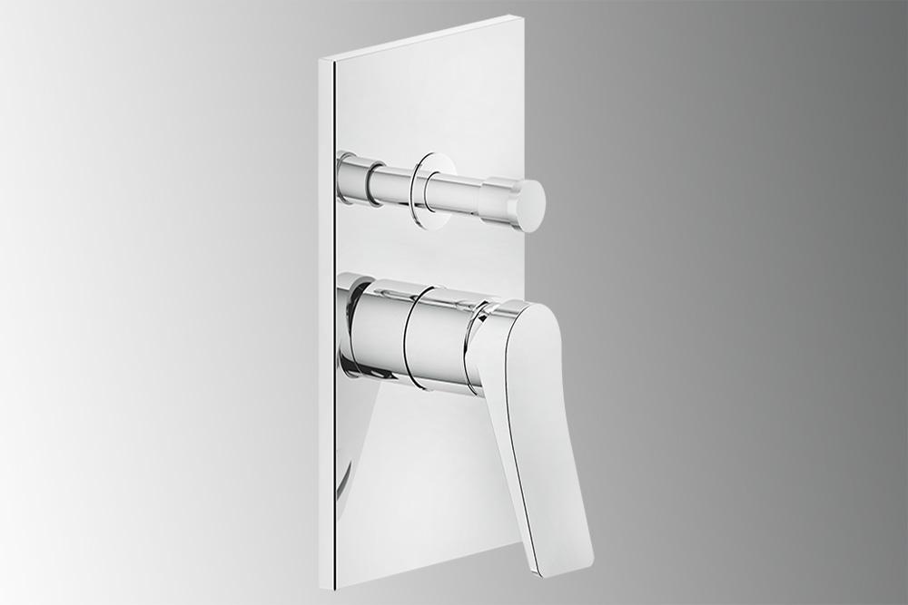 Rilievo reglage för dusch eller bad