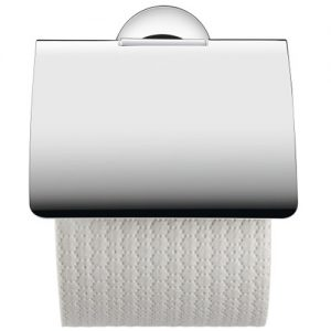 Duravit toalettpappershållare m. lock Starck T