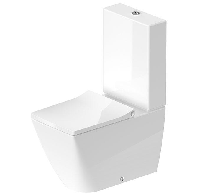 Viu Rimless toalettstol