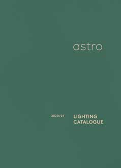 Astro Lighting katalog 2020/21