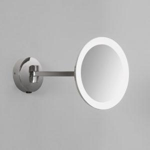 Mascali sminkspegel round LED